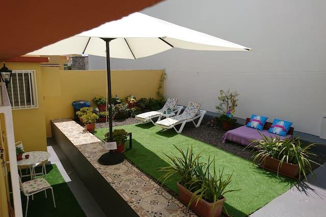Residencia funcional de 2 habitaciones