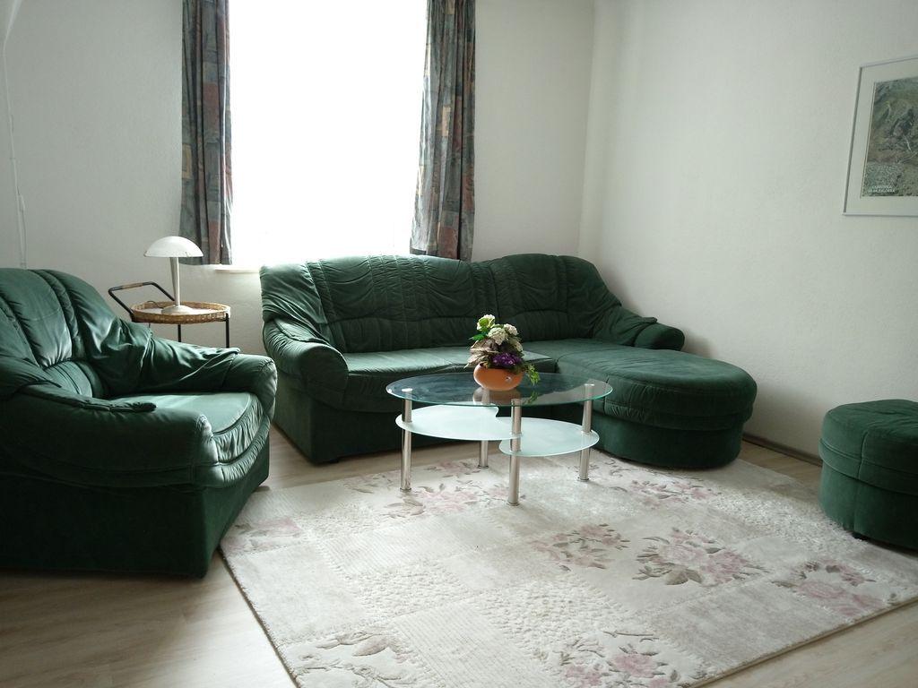 Unterkunft auf 65 m² in Wilmsdorf