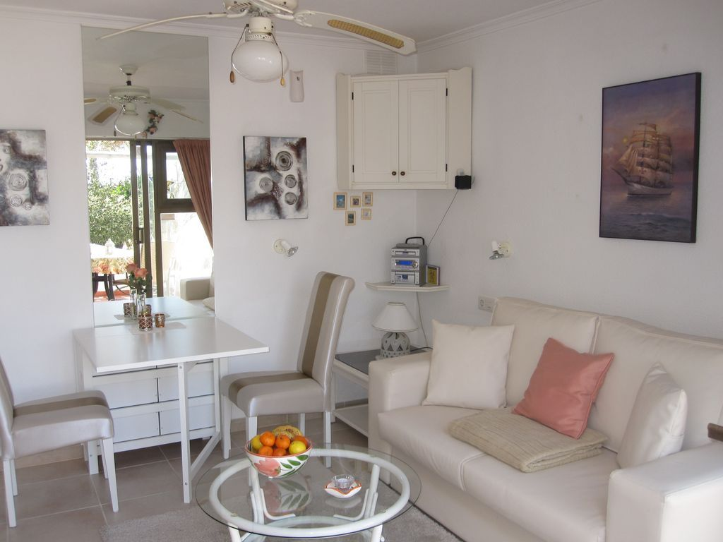 Holiday home for 2 people in Costa del sol