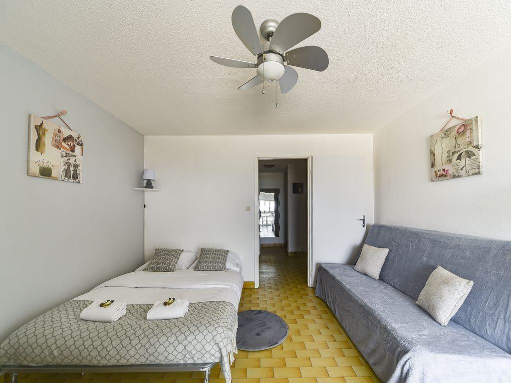 Apartamento para 4 personas en Mauguio