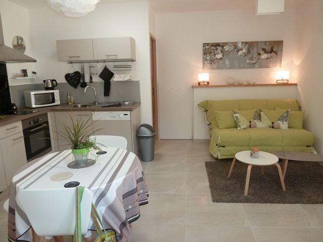 Vivienda de 27 m² para 2 huéspedes