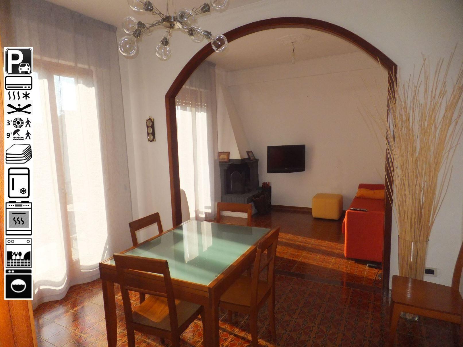 Appartamento di 2 camere con giardino