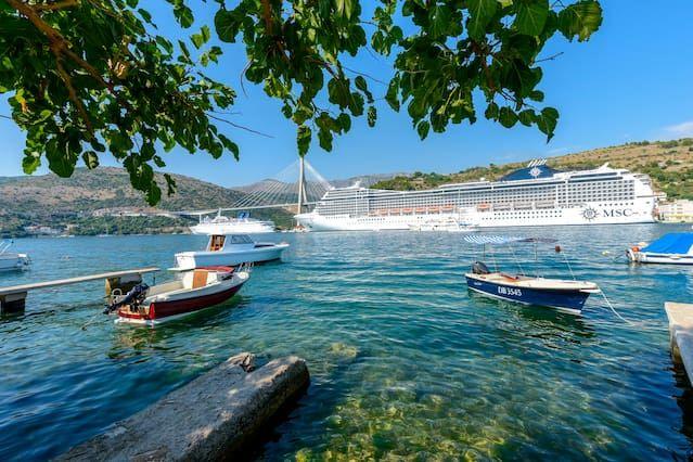 Appartement avec wi-fi à Dubrovnik