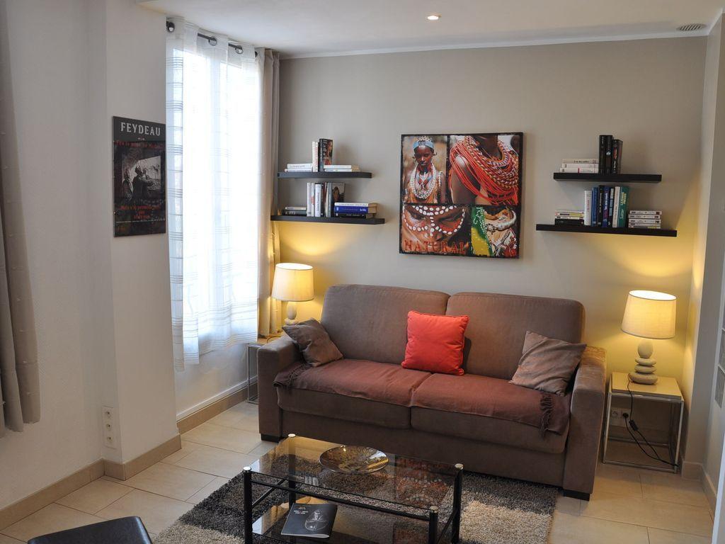 Apartamento céntrico con Cocina y Wifi en Niza