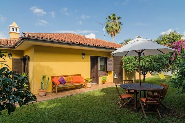 Extremely comfortable private villa