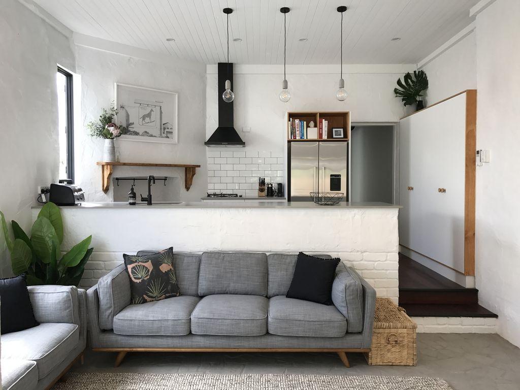 Casa en East fremantle con jardín
