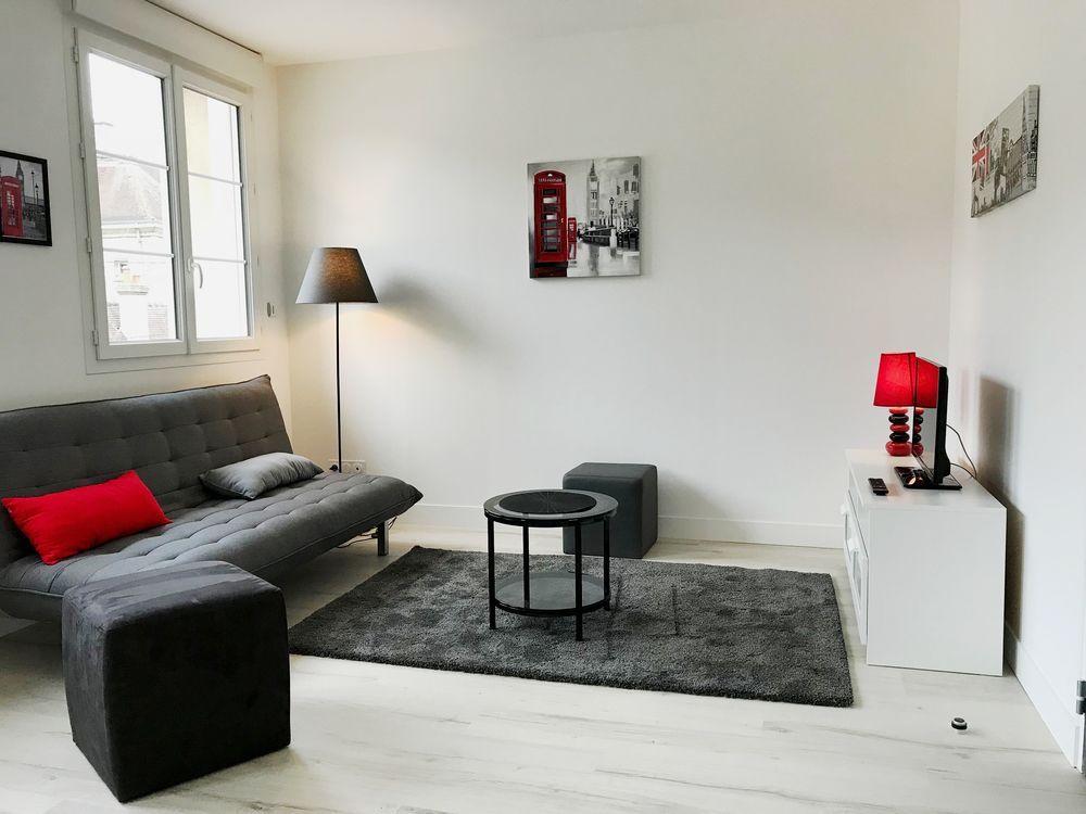 Logement de 35 m² à 1 chambre