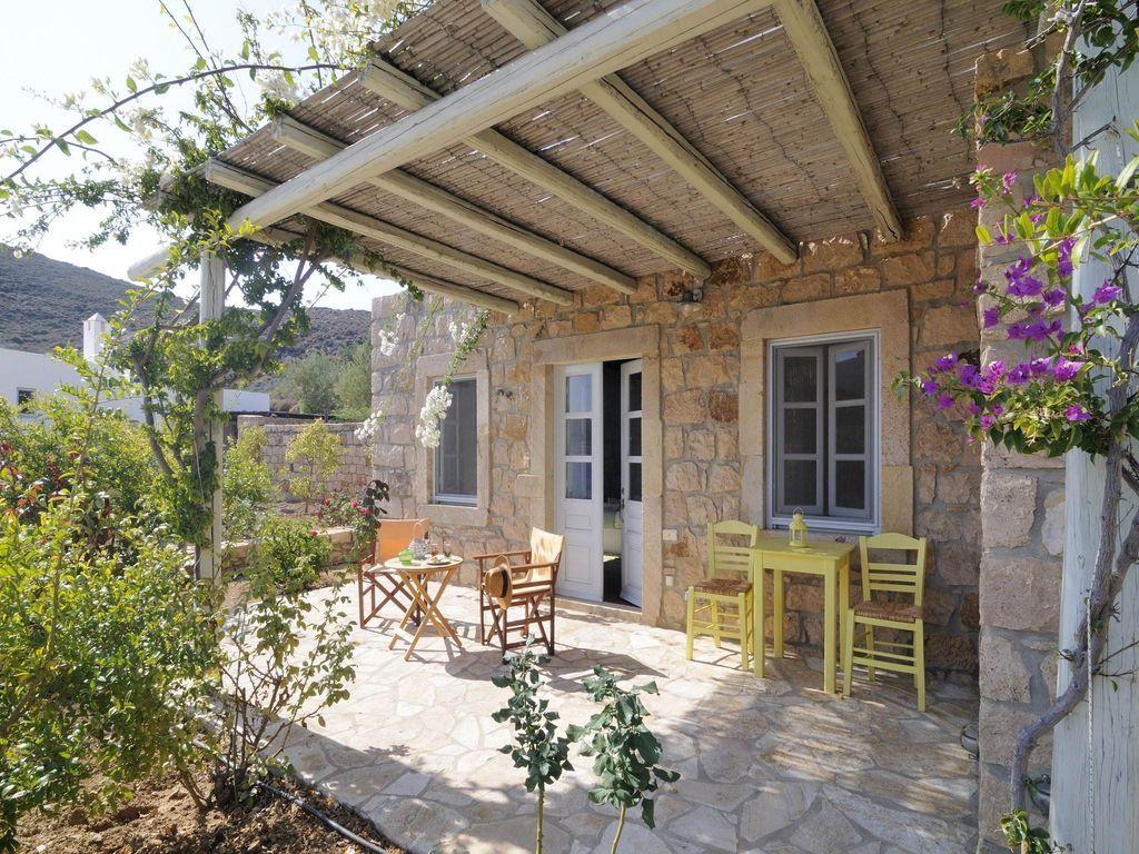 Alojamiento de 1 habitación en Patmos