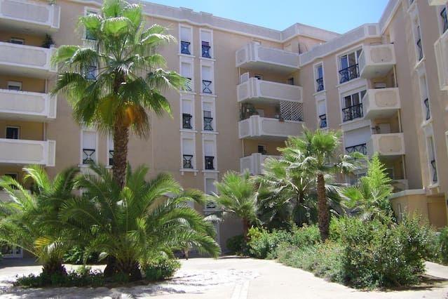 Apartamento para 4 personas en Hyeres