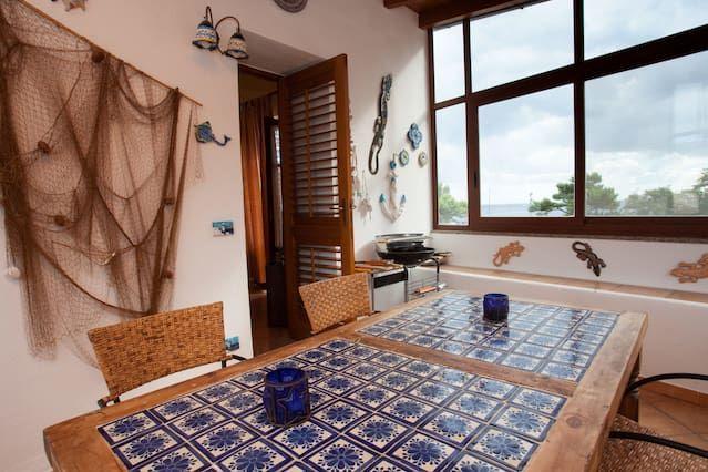 Vivienda de 1 habitación en Lipari