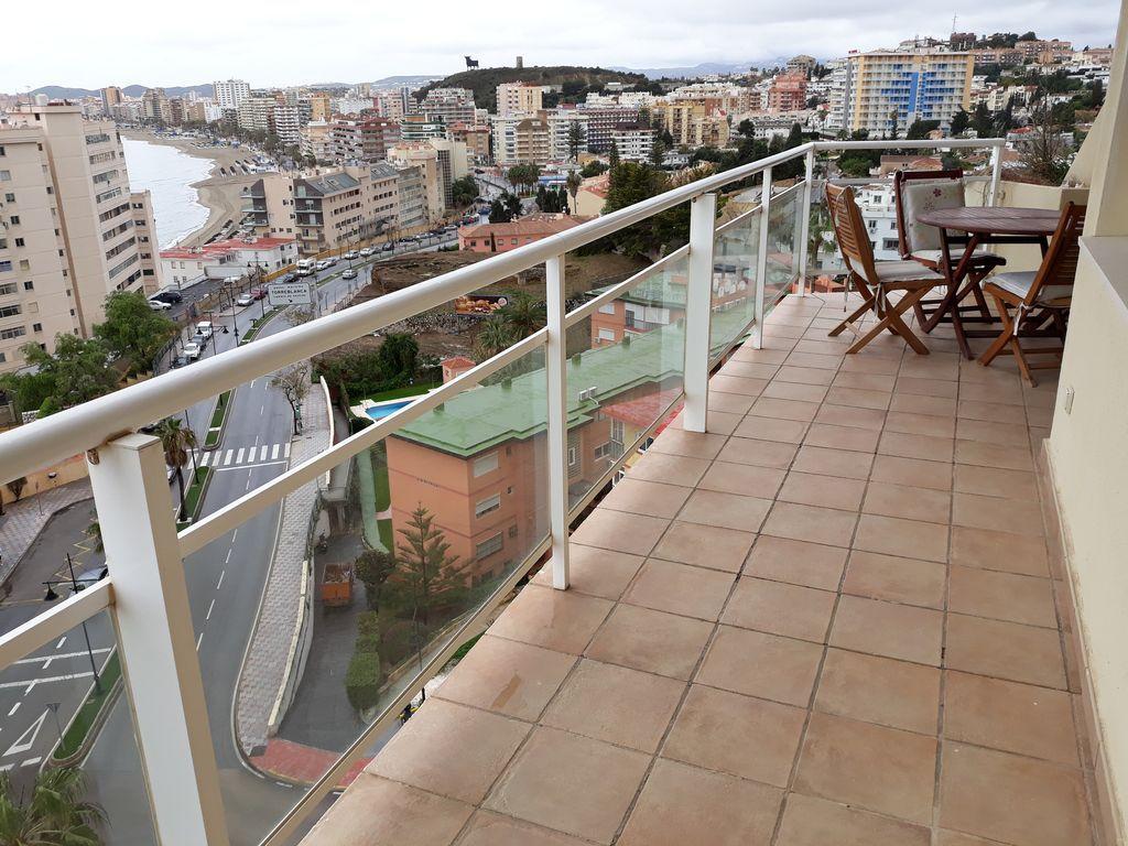 Hébergement à Fuengirola (málaga) avec 1 chambre
