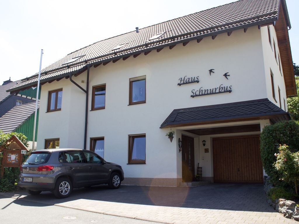 Logement avec 2 chambres à Olsberg / winterberg