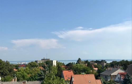 Vivienda en Balatonfüred de 1 habitación