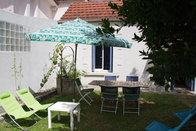 Alojamiento de 70 m² en Saint-georges-de-didonne