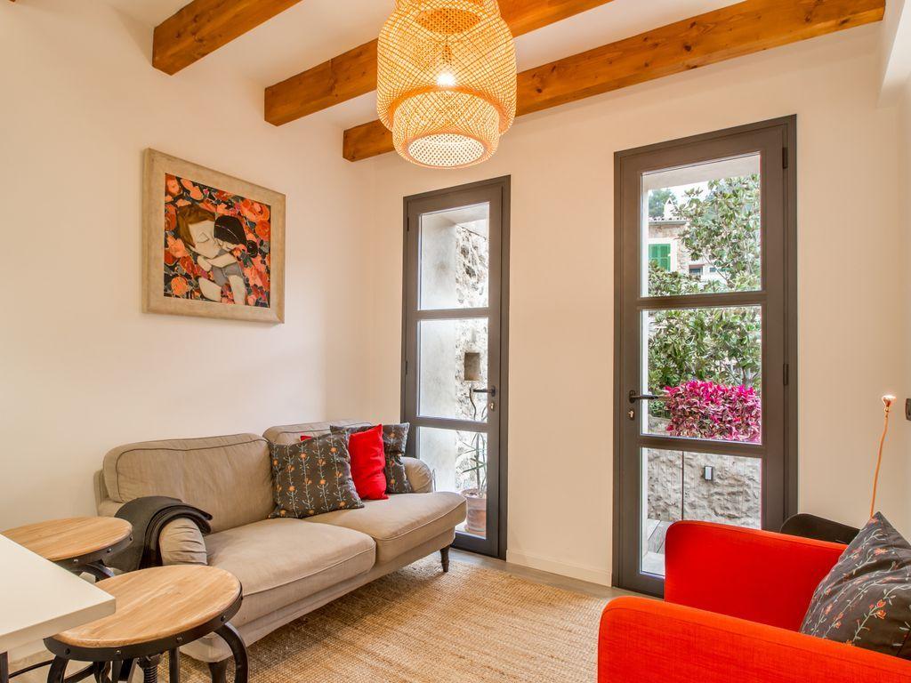 Residencia de 165 m² con balcón