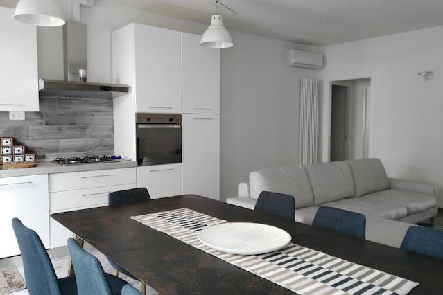 Apartamento para 4 personas en Pesaro