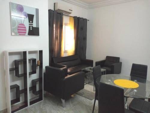 Apartamento con wi-fi en Abiyán