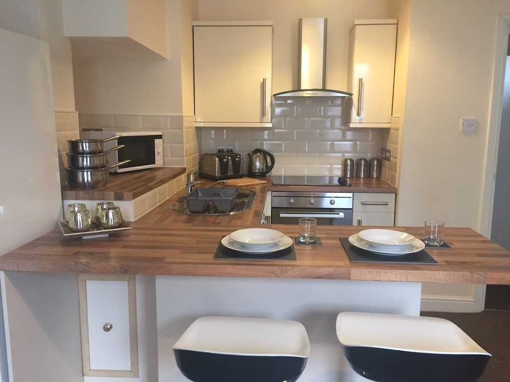 Central tourist letting of 2 bedrooms in Liverpool
