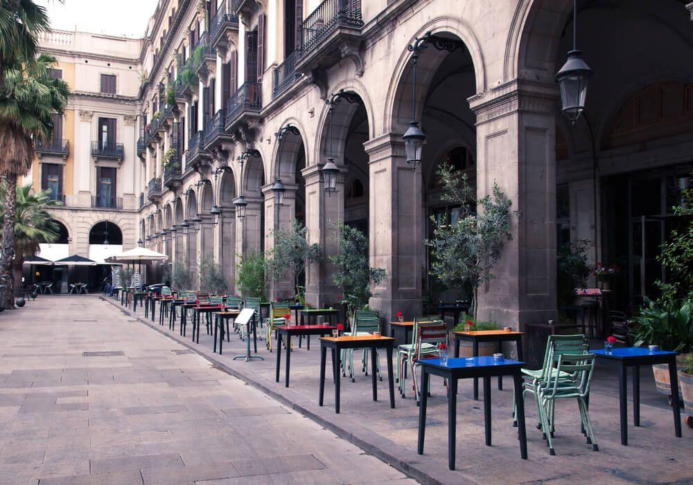 Restaurantes originales de Barcelona