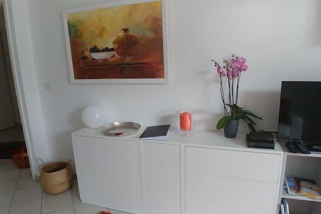 Alojamiento de 39 m² para 4 personas