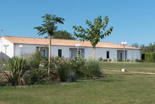 Popular residencia en Jonzac