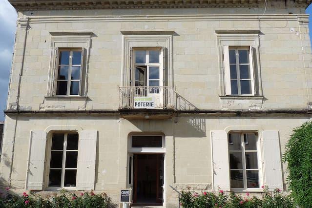 Apartamento para 4 personas en Montreuil-bellay