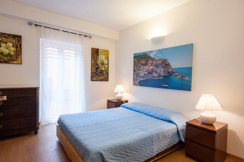 Apartment Manarola, Casa Gialla ground flour