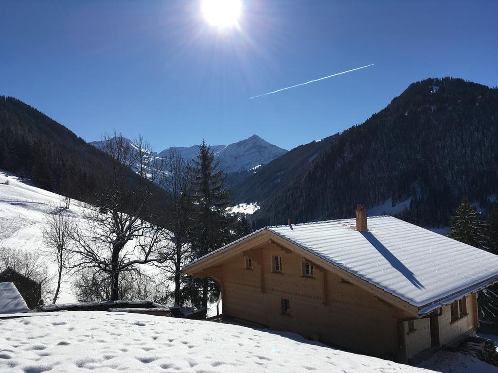 Alojamiento de 1 habitación en Gstaad