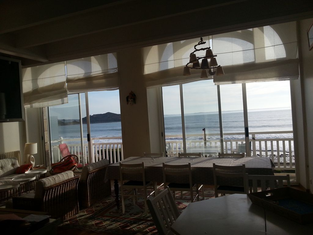 Holiday rental with 2 rooms in Trebeurden