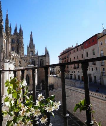 Alojamiento en Burgos para 4 personas