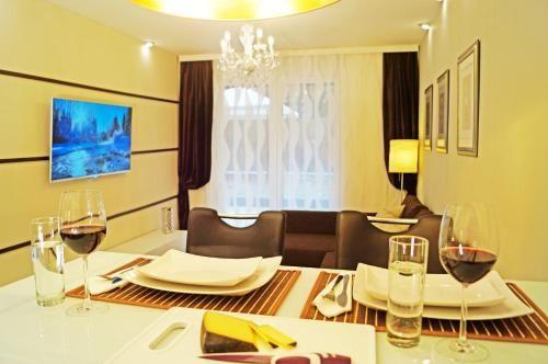 Chalet in Innsbruck mit 1 Zimmer