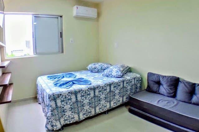 Mit allen Annehmlichkeiten Ferienwohnung mit 1 Zimmer