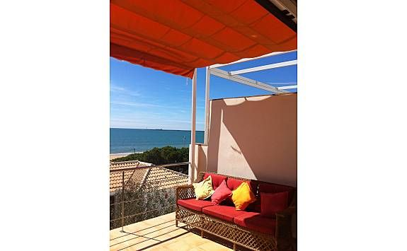 Casa de 5 habitaciones a 100 m de la playa