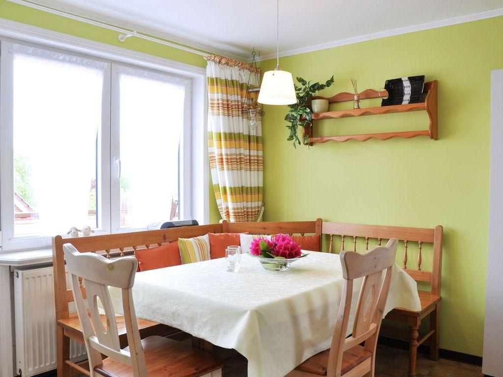 Wohnung auf 65 m² in Wrixum