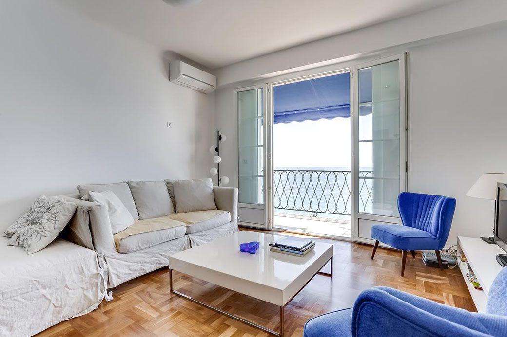 Appartement pour deux - Quai des États-Unis - Nice
