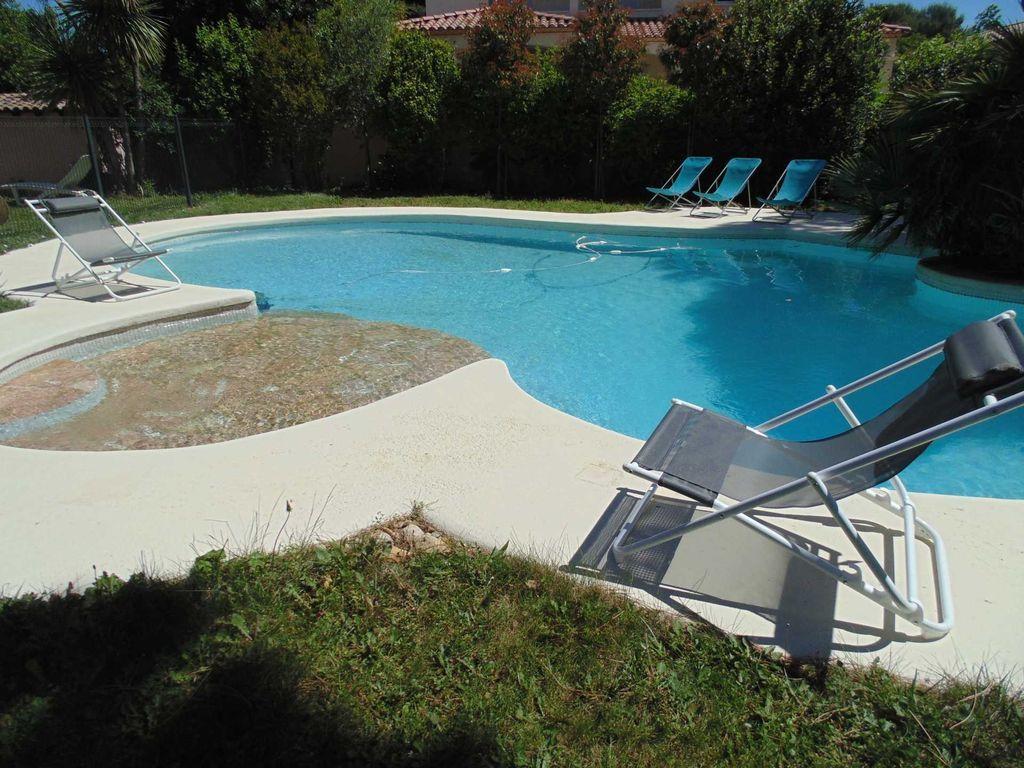 Piso de 2 habitaciones con piscina