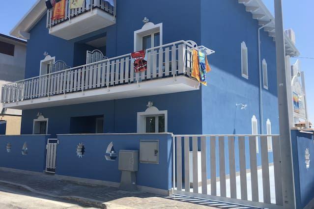 Alojamiento con wi-fi en Alba adriatica