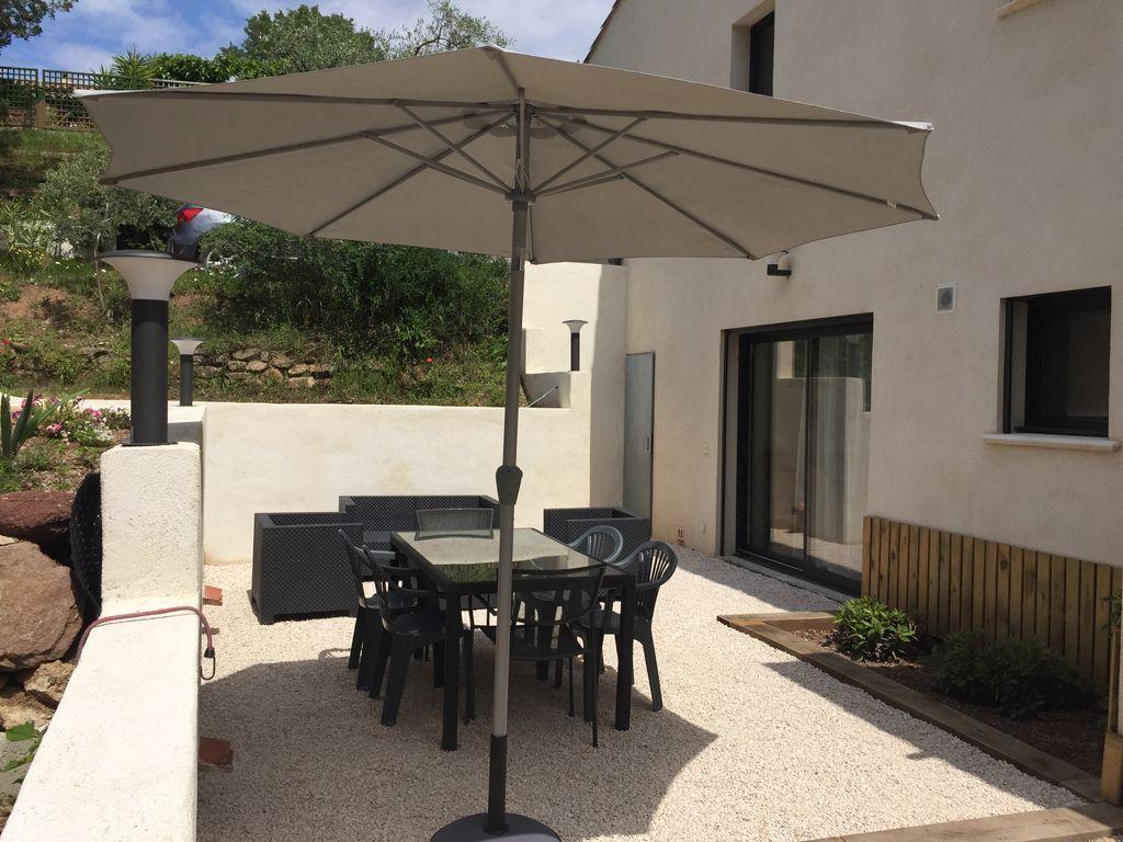 Apartamento provisto en Roquebrune-sur-argens