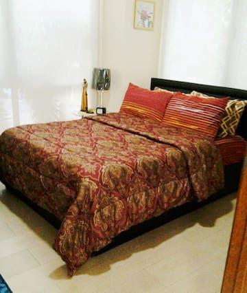 Residencia provista de 43 m²