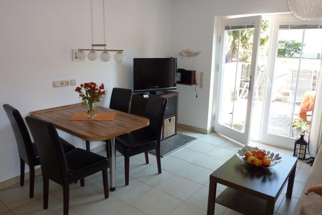 Chalet auf 34 m² mit Garten