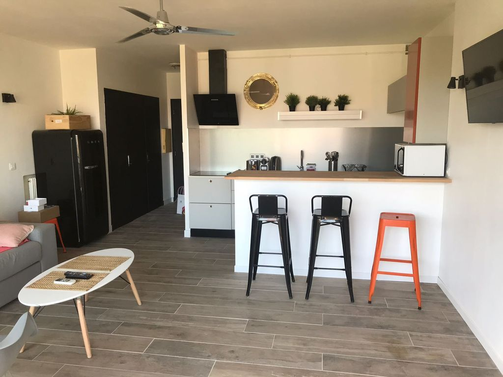 Apartamento de 34 m² en Carqueiranne