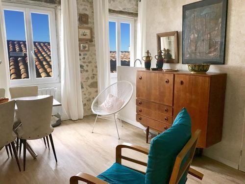 Appartement à Valréas avec 1 chambre