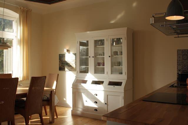 Eingerichtetes Apartment für 4 Gäste