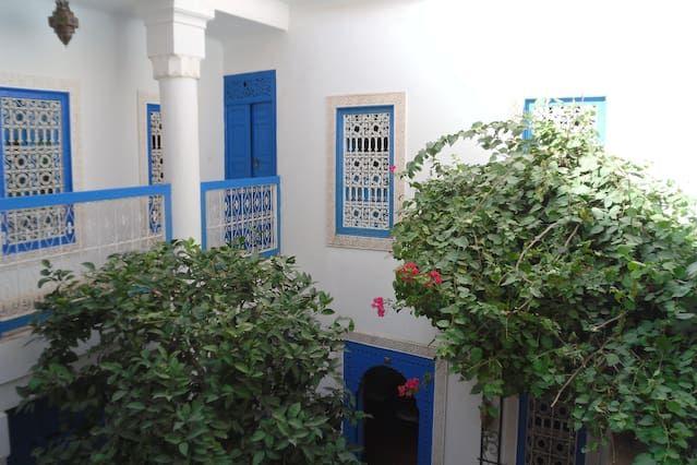 Marrakech Medina: casa / villa - 4 cuartos - 4/6   Personas