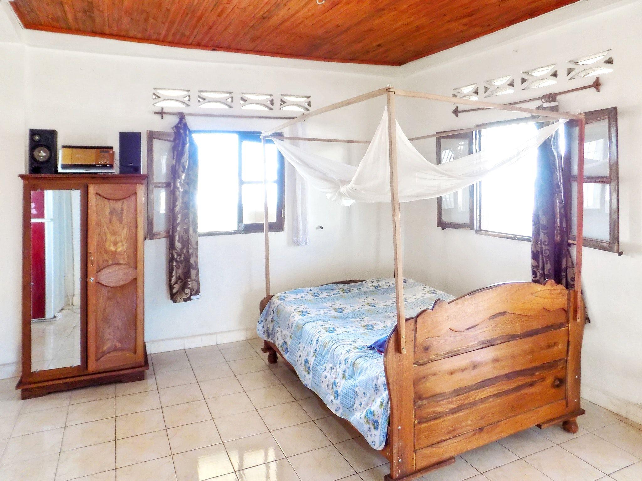 Flat with balcony in Mahajanga