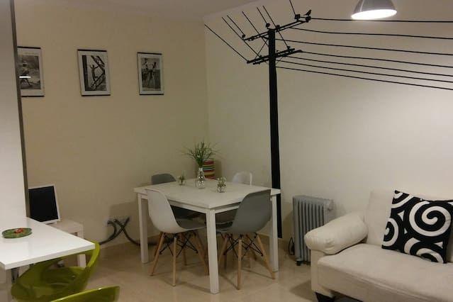 Ausgestattete Wohnung in Porto do son
