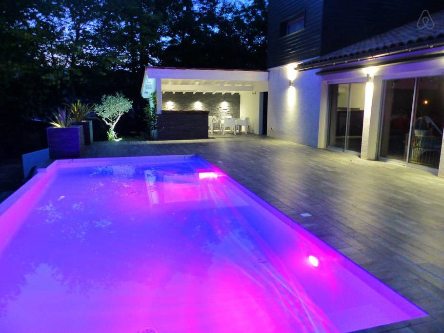 Alojamiento con piscina para 7 huéspedes