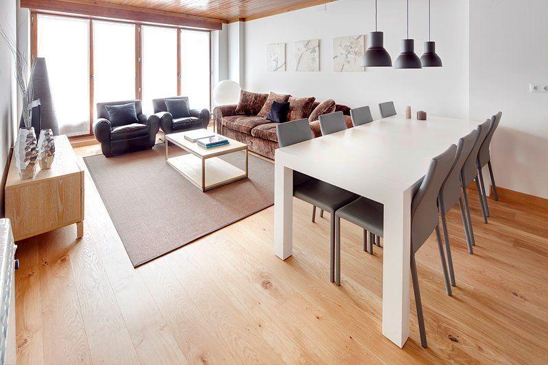 Popular apartamento para 8 huéspedes