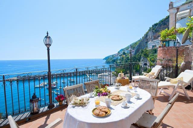 Apartamento en Amalfi con Terraza, Lavadora (491685)
