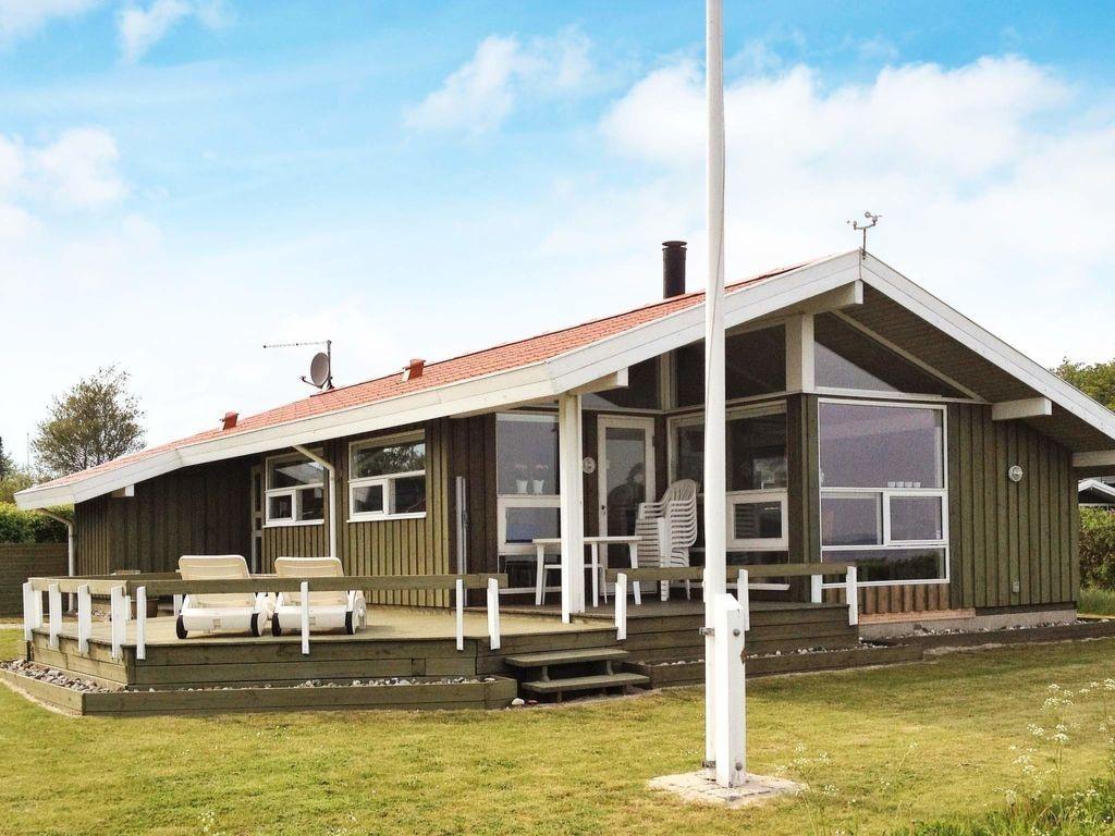 Alojamiento de 3 habitaciones en Børkop